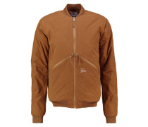 MIDNIGHT Bomberjacke bronze