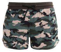 Shorts - khaki/black