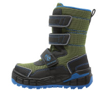 Snowboot / Winterstiefel green