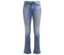 GStar 3301 HIGH FLARE Flared Jeans aiden stretch denim
