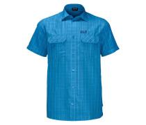 THOMPSON - Hemd - blau