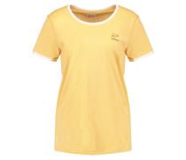 GILIA - T-Shirt print - yellow