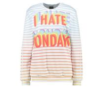 I HATE MONDAYS Sweatshirt multicolored