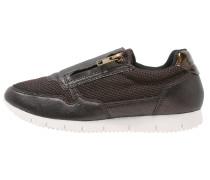 Sneaker low - dark brown/bronze