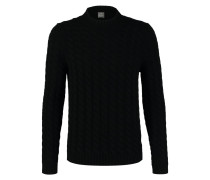 Strickpullover moonless night