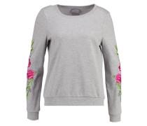 VMPICCA Sweatshirt light grey melange