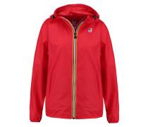 CLAUDETTE - Regenjacke / wasserabweisende Jacke - red