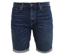 Jeans Shorts - destroyed dark