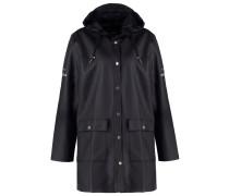 ISAK Regenjacke / wasserabweisende Jacke black