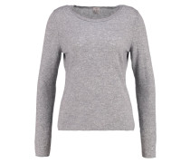 Strickpullover - opal grey