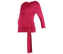 Langarmshirt red