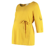 MLAVERY Bluse chinese yellow
