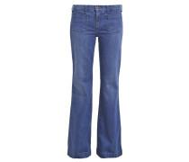 Flared Jeans medium indigo