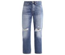 PEARL Jeans Straight Leg blue denim