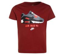 AIR MAX 90 - T-Shirt print - dark cayenne