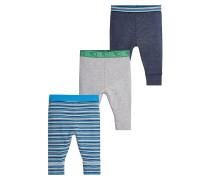 3 PACK Jogginghose blue