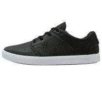 SANTOS Sneaker low black/white