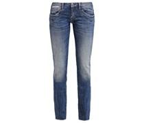 PIPER Jeans Straight Leg blue denim
