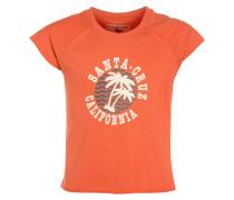 SANTACRUZ - T-Shirt print - salmon
