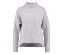 GANIMETE Strickpullover light grey