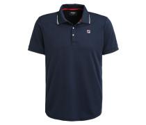 PERO Poloshirt peacoat blue