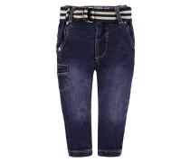 Jeans Straight Leg dunkelblau
