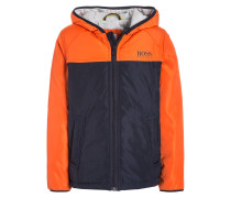 Übergangsjacke bleu cargo/orange