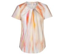 SCHWARZE ROSE - Bluse - orange
