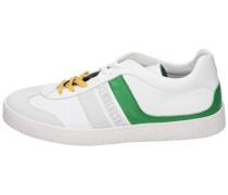 Sneaker low - white/green