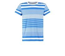 TShirt print royal blue