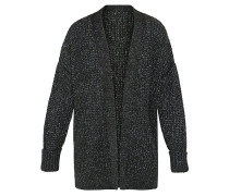 Karma Strickjacke black