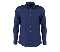 PIERRE UMA SLIM FIT Businesshemd marine