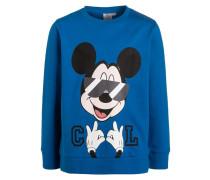 MICKEY MAUS Sweatshirt blue