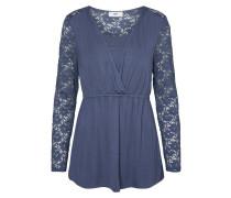 MLLASON TESS Langarmshirt vintage indigo