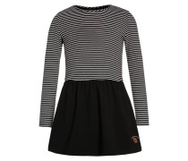 Jerseykleid - super black
