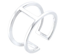 Ring - silver-colored