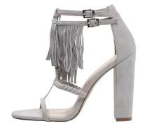 SIERRA High Heel Sandaletten grey