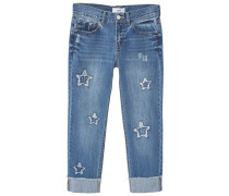 ESTRELLA Jeans Straight Leg medium blue