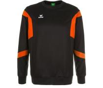 CLASSIC TEAM Sweatshirt black/orange