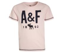 MONEYMAKER - T-Shirt print - light pink
