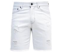 Jeans Shorts bleached denim