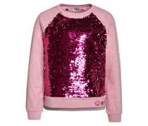 DICKENS Sweatshirt fuchsia rose