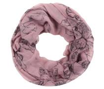 Schlauchschal - rose