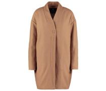 MARNIE Wollmantel / klassischer Mantel camel