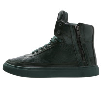 PYTHON MID Sneaker high OLIVE