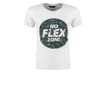TYFLEX TShirt print light grey