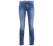 GIRLS OREGON Jeans Straight Leg brushed bleached
