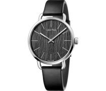 EVEN - Uhr - schwarz