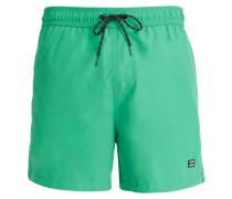 ALL DAY Badeshorts green