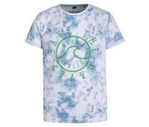 EVO TShirt print white/mint